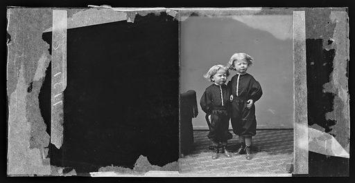 Lucasie Children. Date: 1860s. Record ID: npg_NPG.81.M3395.