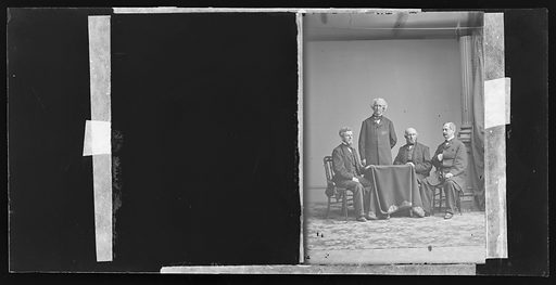 New York City Police Commissioners. Date: 1860s. Record ID: npg_NPG.81.M3397.