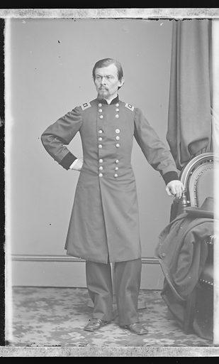 Franz Sigel. Sitter: Franz Sigel, 18 Nov 1824 – 21 Aug 1902. Date: 1880s. Record ID: npg_NPG.81.M3412.1.