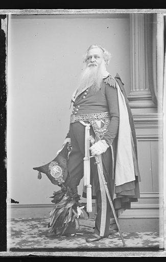 M. G. Townsend. Sitter: M. G. Townsend. Date: 1860s. Record ID: npg_NPG.81.M3419.1.