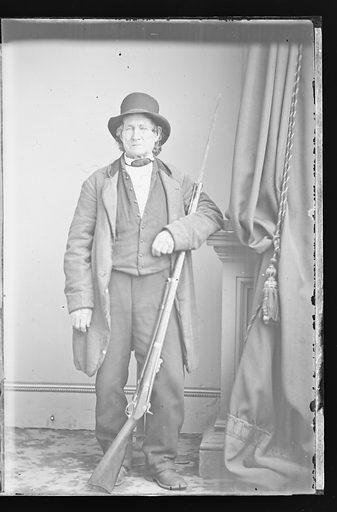 John Burns. Sitter: John Burns. Date: 1860s. Record ID: npg_NPG.81.M3427.3.