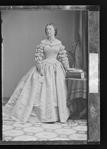 Jane Coombs. Sitter: Jane Coombs. Date: 1860s. Record ID: npg_NPG.81.M3434.2.