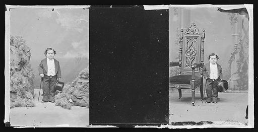 Leopold Kahn. Sitter: Leopold Kahn, ? – c. 1918. Date: 1860s. Record ID: npg_NPG.81.M3450.2.