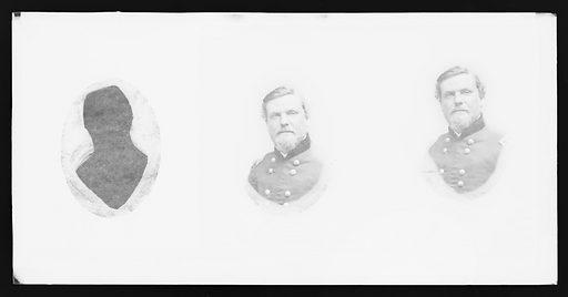 John Newton. Sitter: John Newton, 24 Aug 1823 – 01 May 1895. Date: 1880s. Record ID: npg_NPG.81.M3516.2.