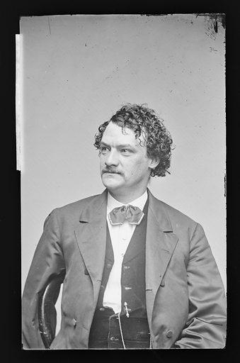 Lester Wallack. Sitter: Lester Wallack, 1 Jan 1820 – 6 Sep 1888. Date: 1860s. Record ID: npg_NPG.81.M3517.1.