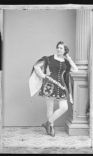 Kate Morenski. Sitter: Kate Morenski. Date: 1860s. Record ID: npg_NPG.81.M3560.1.