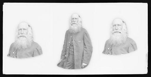 Gordon Winslow. Sitter: Gordon Winslow. Date: 1860s. Record ID: npg_NPG.81.M3570.3.