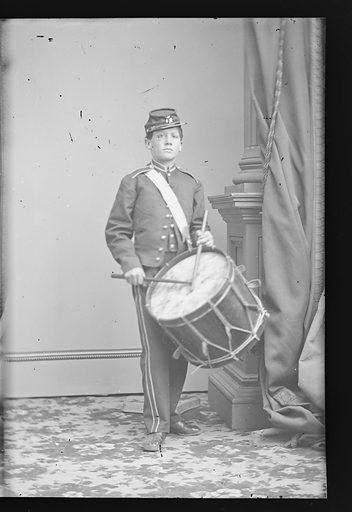 William Hendershot. Sitter: William Hendershot. Date: 1860s. Record ID: npg_NPG.81.M3580.3.