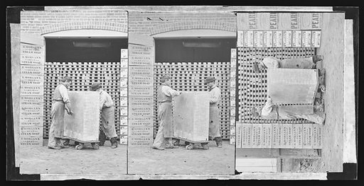 Soap Factory Workers. Date: 1860s. Record ID: npg_NPG.81.M3586.3.