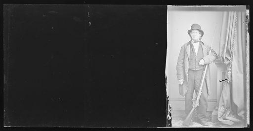 John Burns. Sitter: John Burns. Date: 1860s. Record ID: npg_NPG.81.M3596.3.