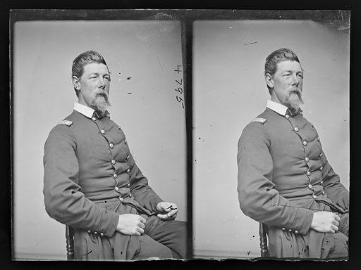 Alexander Shaler. Sitter: Alexander Shaler, 1827 – 1911. Date: 1860s. Record ID: npg_NPG.81.M3724.2.