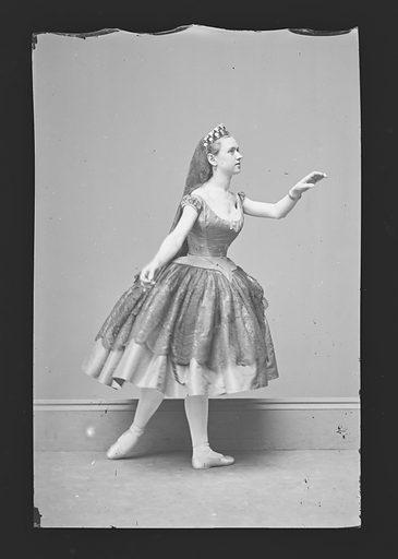 Ernestine de Faiber. Sitter: Ernestine de Faiber, 1843 – ? Date: 1860s. Record ID: npg_NPG.81.M3865.