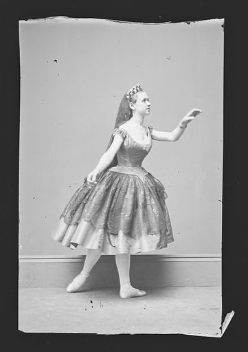 Ernestine de Faiber. Sitter: Ernestine de Faiber, 1843 – ? Date: 1860s. Record ID: npg_NPG.81.M3867.