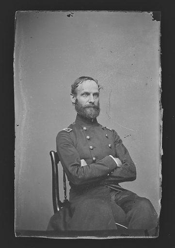 Edward D. Townsend. Sitter: Edward Davis Townsend, 1817 – 1893. Date: 1880s. Record ID: npg_NPG.81.M3883.