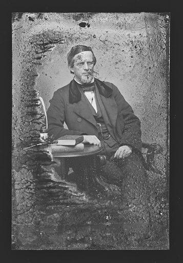 Lyman Trumbull. Sitter: Lyman Trumbull, 12 Oct 1813 – 25 Jun 1896. Date: 1860s. Record ID: npg_NPG.81.M3884.