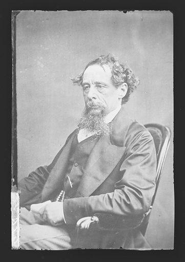 Charles Dickens. Sitter: Charles Dickens, 7 Feb 1812 – 9 Jun 1870. Date: 1860s. Record ID: npg_NPG.81.M3889.