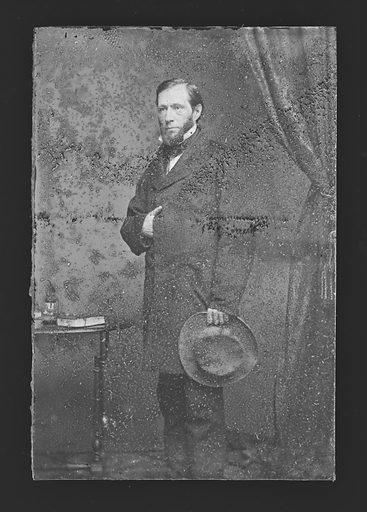 David C. Broderick. Sitter: David Colbreth Broderick, 04 Feb 1820 – 16 Sep 1859. Date: 1860s. Record ID: npg_NPG.81.M3917.