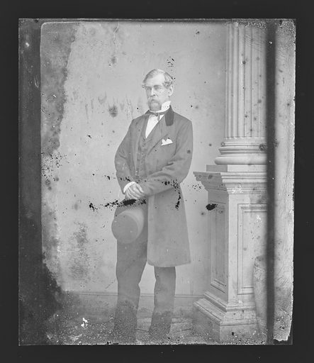 Charles F. Smith. Sitter: Charles F. Smith. Date: 1860s. Record ID: npg_NPG.81.M3925.