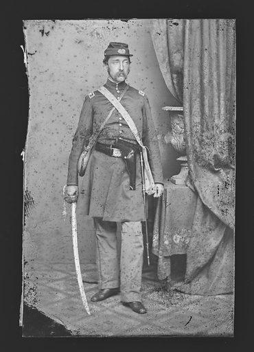 Marshall Lefferts. Sitter: Marshall Lefferts, 1821 – 1876. Date: 1860s. Record ID: npg_NPG.81.M3969.