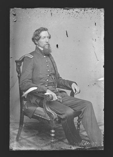 Jeremiah Howard Gilman. Sitter: Jeremiah Howard Gilman, 1831 – 1909. Date: 1860s. Record ID: npg_NPG.81.M3976.