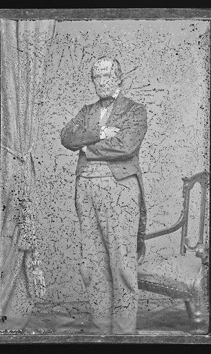 Caleb Cushing. Sitter: Caleb Cushing, 17 Jan 1800 – 2 Jan 1879. Date: 1860s. Record ID: npg_NPG.81.M4032.2.