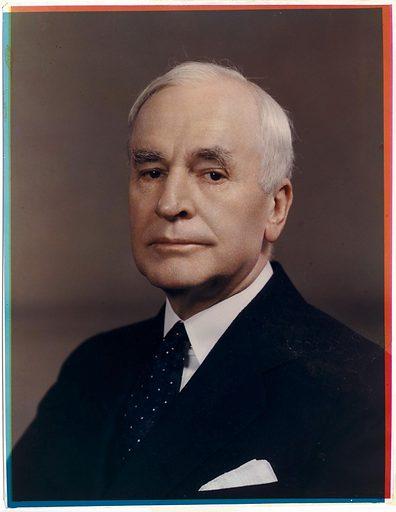 Cordell Hull. Sitter: Cordell Hull, 2 Oct 1871 – 23 Jul 1955. Date: 1940s. Record ID: npg_NPG.97.218.