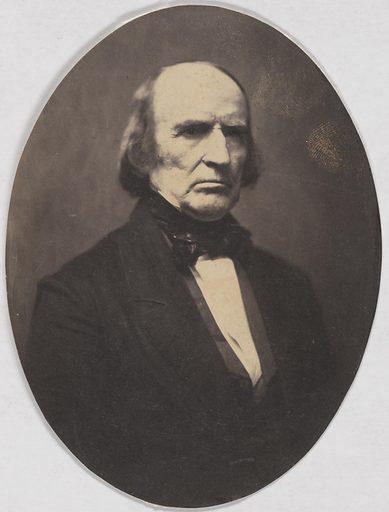 John McLean. Sitter: John McLean, 3 Mar 1785 – 3 Apr 1861. Date: 1850s. Record ID: npg_NPG.97.206.