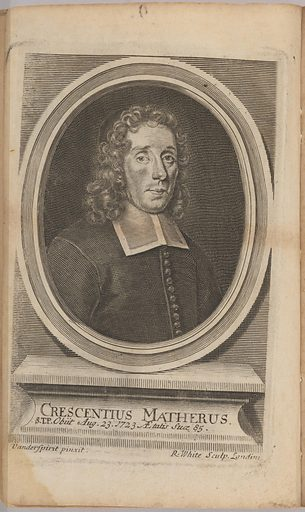 Memoirs of the Life of the Late Reverend Increase Mather. Sitter: Increase Mather, 21 Jun 1639 – 23 Aug 1723. Date: 1720s. Record ID: npg_NPG.98.19.