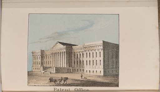Bohn's Hand-Book of Washington. Date: 1850s. Record ID: npg_NPG.POB89.