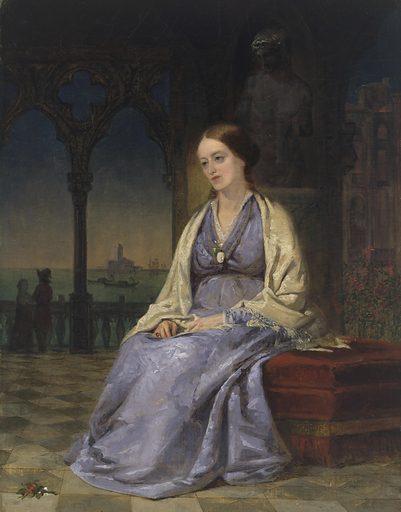 Margaret Fuller. Sitter: Margaret Fuller, 23 May 1810 – 19 Jul 1850. Date: 1840s. Record ID: npg_NPG.2016.123.