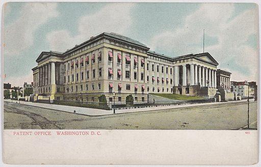 Patent Office. Date: 1920s. Record ID: npg_NPG.POB165.