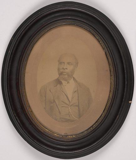 John Jasper. Sitter: John Jasper, 4 Jul 1812 – 30 Mar 1901. Date: 1880s. Record ID: npg_NPG.2005.116.
