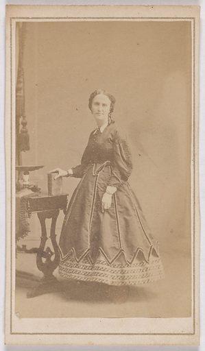 Coonley family. Date: 1860s. Record ID: npg_S_NPG.2007.52.