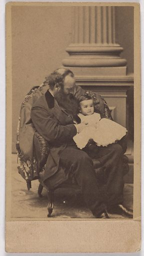 Charles D. Fredricks. Sitter: Charles DeForest Fredricks, 11 Dec 1823 – 25 May 1894. Date: 1860s. Record ID: npg_S_NPG.2007.61.