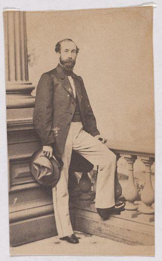 John Goldin. Sitter: John Goldin, born 1827. Date: 1860s. Record ID: npg_S_NPG.2007.67.