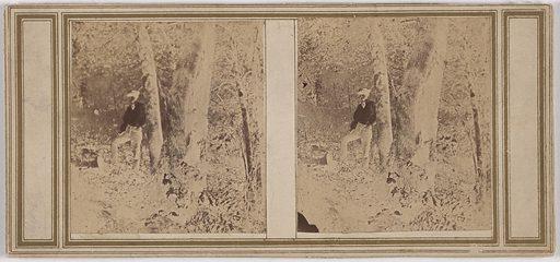 John Moran. Sitter: John Moran, 1831 – 1903. Date: 1850s. Record ID: npg_S_NPG.2007.88.