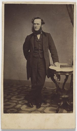 Franklin Philp. Sitter: Franklin Philp, 1826 – 1887. Date: 1860s. Record ID: npg_S_NPG.2007.97.