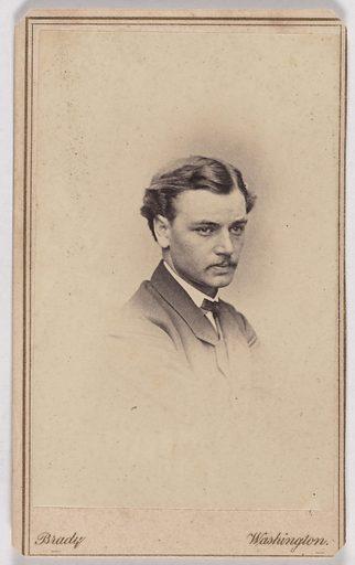 Robert Todd Lincoln. Sitter: Robert Todd Lincoln, 1 Aug 1843 – 25 Jul 1926. Date: 1850s. Record ID: npg_S_NPG.79.246.152.
