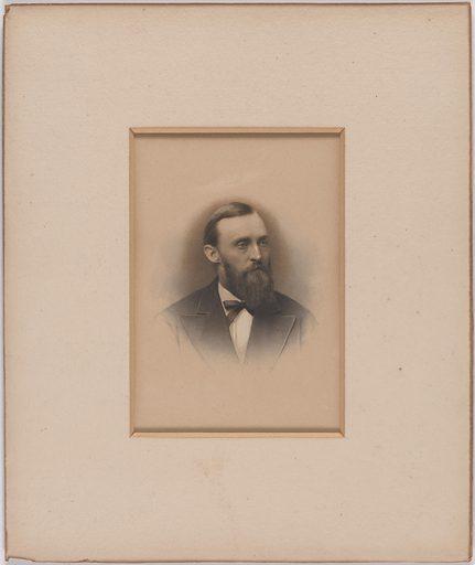 Ferdinand Hayden. Sitter: Ferdinand Vandiveer Hayden, 7 Sep 1829 – 22 Dec 1887. Date: 1880s. Record ID: npg_NPG.2008.21.