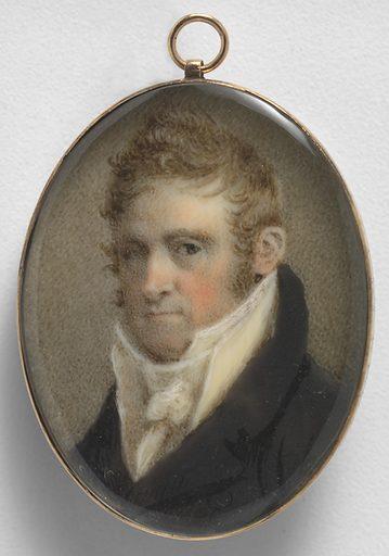 William Dunlap self-portrait. Sitter: William Dunlap, 18 Feb 1766 – 28 Sep 1839. Date: 1800s. Record ID: npg_NPG.2013.40.