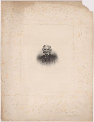 John B. Moreau. Sitter: John Bostwick Moreau, 28 Oct 1812 – 10 Mar 1866. Date: 1850s. Record ID: npg_S_NPG.2008.94.