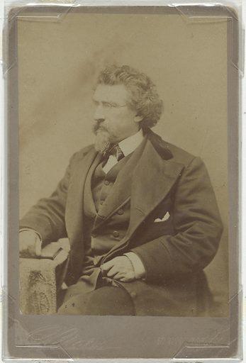 Matthew B. Brady. Sitter: Mathew B. Brady, 1823? – 15 Jan 1896. Date: 1870s. Record ID: npg_NPG.2017.129.
