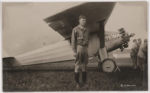 Charles Lindbergh. Sitter: Charles Augustus Lindbergh, 4 Feb 1902 – 26 Aug 1974. Date: 1920s. Record ID: npg_NPG.95.375.