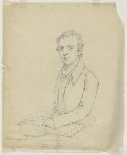 John Summerfield. Sitter: John Summerfield, 1798 – 1825. Date: 1810s. Record ID: npg_S_NPG.77.240.