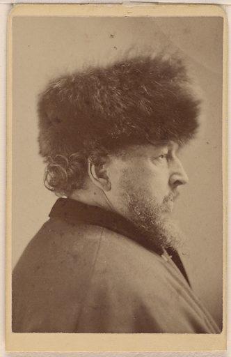 Bayard Taylor. Sitter: Bayard Taylor, 11 Jan 1825 – 19 Dec 1878. Date: 1860s. Record ID: npg_NPG.77.147.