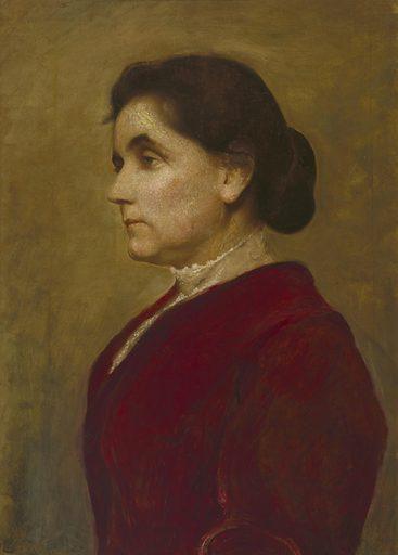Jane Addams. Sitter: Jane Addams, 6 Sep 1860 – 21 May 1935. Date: 1900s. Record ID: npg_NPG.78.48.