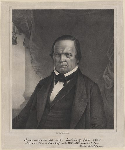 William Miller. Sitter: William Miller, 15 Feb 1782 – 20 Dec 1849. Date: 1850s. Record ID: npg_NPG.80.107.