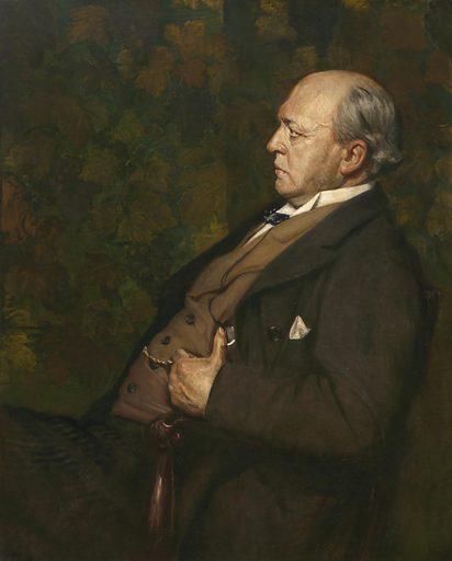 Henry James. Sitter: Henry James, 15 Apr 1843 – 28 Feb 1916. Date: 1900s. Record ID: npg_NPG.68.13.