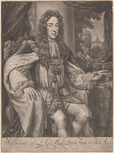 William III. Sitter: King William III of England, 1650 – 1702. Record ID: npg_S_NPG.67.38.