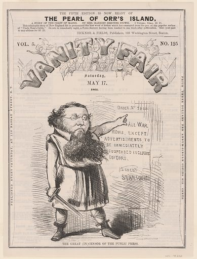 Edwin McMasters Stanton. Sitter: Edwin McMasters Stanton, 19 Dec 1814 – 24 Dec 1869. Date: 1860s. Record ID: npg_NPG.78.232.